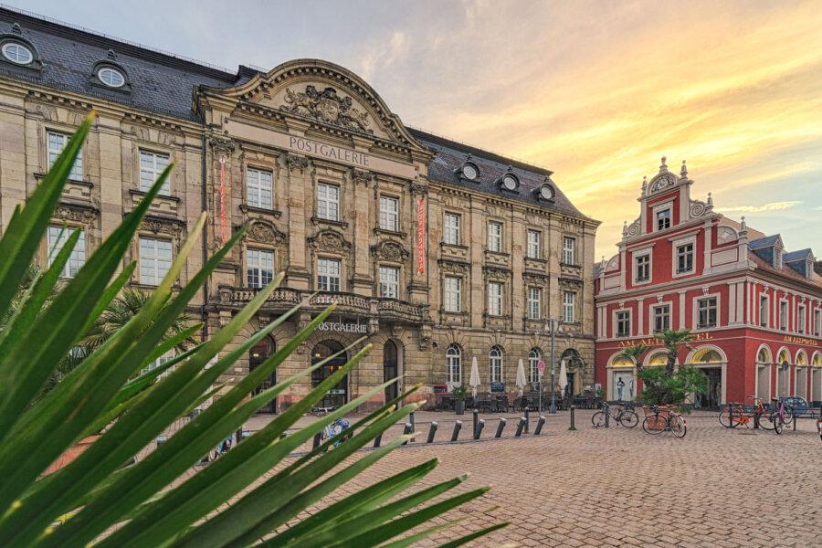 Postgalerie Speyer – Generalunternehmer