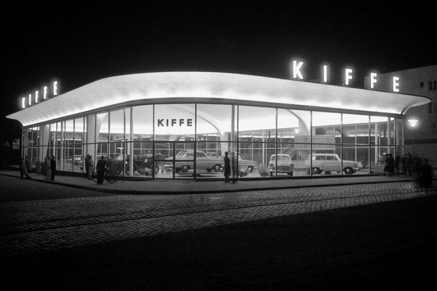 Kiffe Pavillon – Projektleitung Umbau