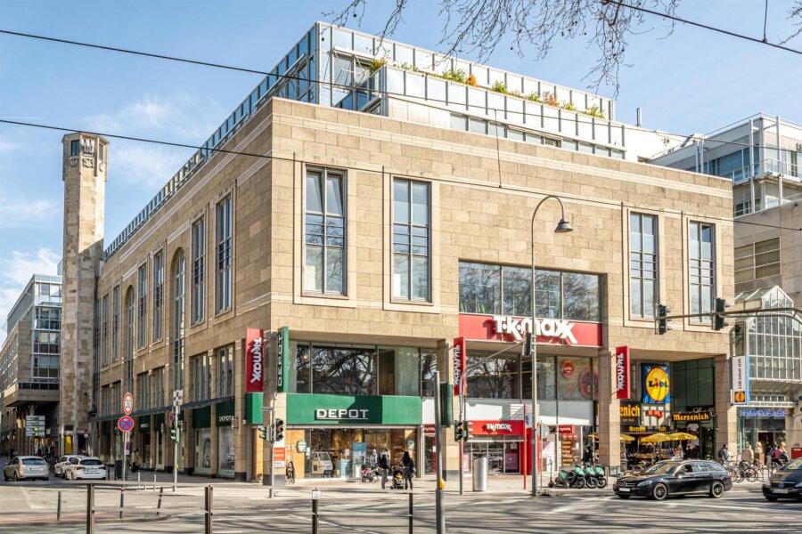 Richmondishaus Köln – Projektleitung