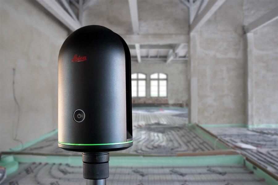 3D-Aufnahme vor Ort mit eigener Hardware
