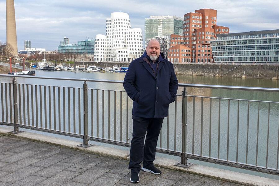 Lars Oehmen – Geschäftsführer